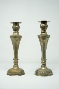 Vintage German Candle Holders