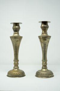 Vintage German Candle Holders