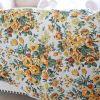 Retro Floral Fabric