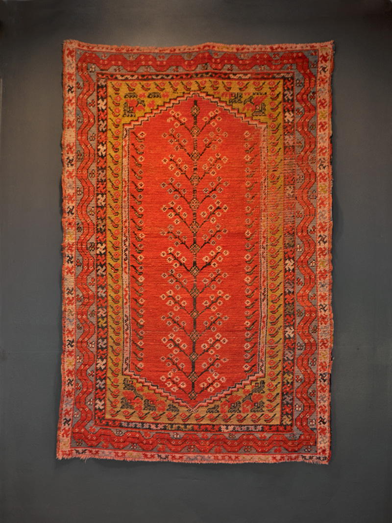 Tree Of Life Persian Rug The Birdcage
